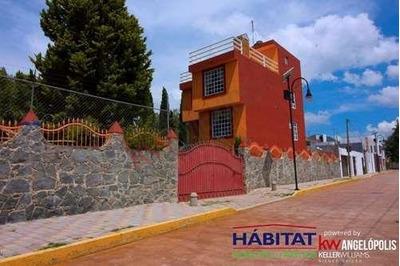 Casa En Venta En Tlaxcala, Tizatlan