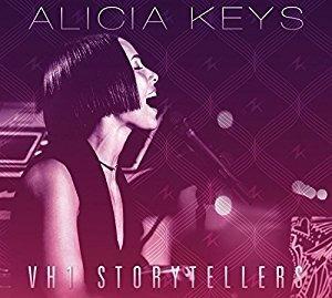 Alicia Keys Vh1 Storytellers Cd + Dvd Nuevo En Stock