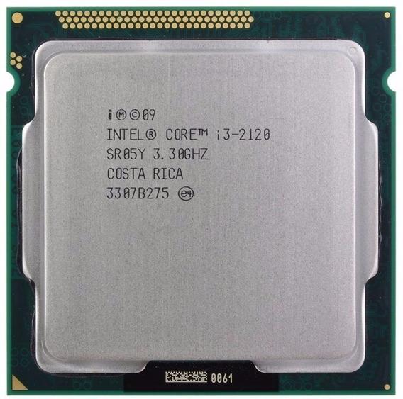 Processador Intel 3.30ghz Core I3 2120 - Oem S/ Cooler