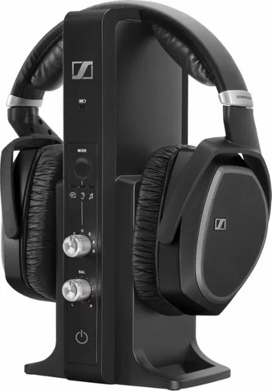 Sennheiser Rs 195 Over-the-ear Wireless Headphone System