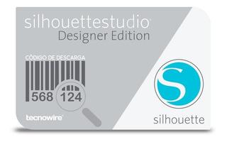 Silhouette Studio® Designer Edition Código Electrónico
