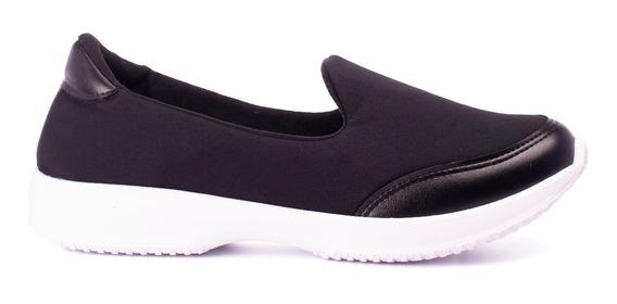 Zapatillas Mujer Dama Elastizada Moda Deportiva Urbana