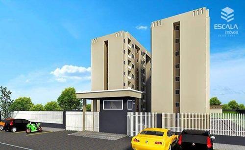 Imagem 1 de 30 de Apartamento À Venda, 48 M² Por R$ 181.971,00 - Parque Tabapua - Caucaia/ce - Ap1179