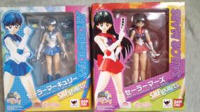 Sh Figuarts Sailor Moon Mars Ou Mercury