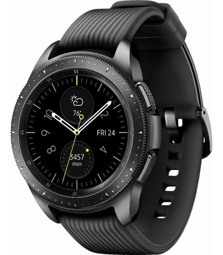 Samsung Gear Galaxy Watch Sm-r815 Smartwatch Lte Black 42mm