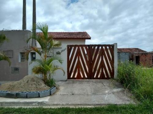 Casa À 900mts Do Mar Em Itanhaém-sp (mx)