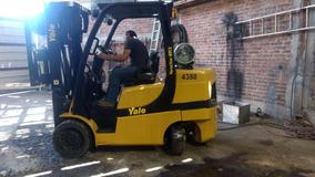 Montacarga Yale Veracitor 7650 Lbs 2012