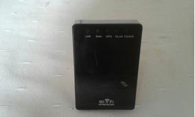 Ampliador De Sinal Wi Fi
