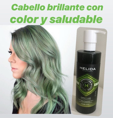 Color Verde Fantasia