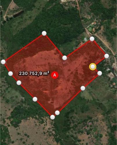 Terreno Em Vilas De Abrantes - Te00025 - 4431210