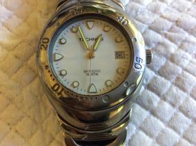 Relógio Technos, Quartz, 36 Mm De Caixa, 150 M À Prova D