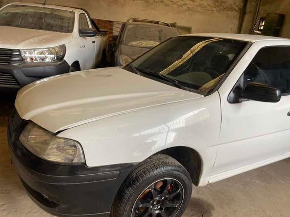 Volkswagen Saveiro 1.6 Mpi Cocado No Pequeño Inc Motor