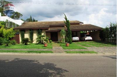 Ótimo Imóvel À Venda Em Condomínio Fechado Residencial Porto Atibaia - Ca5223