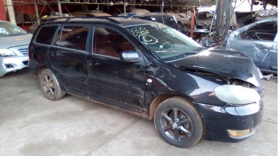 Sucata Toyota Fielder /2006 Somente Para Retirada De Peças
