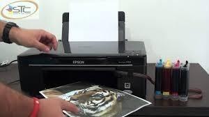 Impresora Epson Tx 125 Con Sistema Continuo
