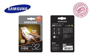 Cartão De Memória - Samsung Micro Sd 32 Gb Frete Grátis