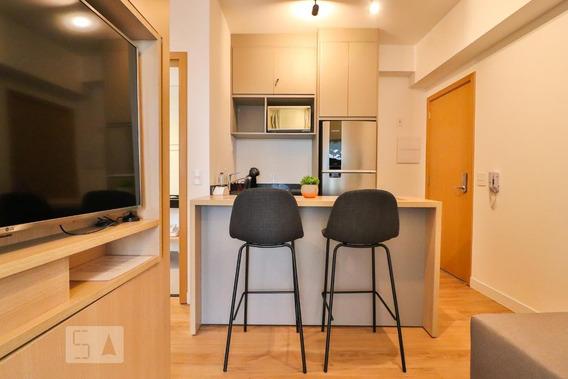 Apartamento Para Aluguel - Pinheiros, 1 Quarto, 34 - 893113604