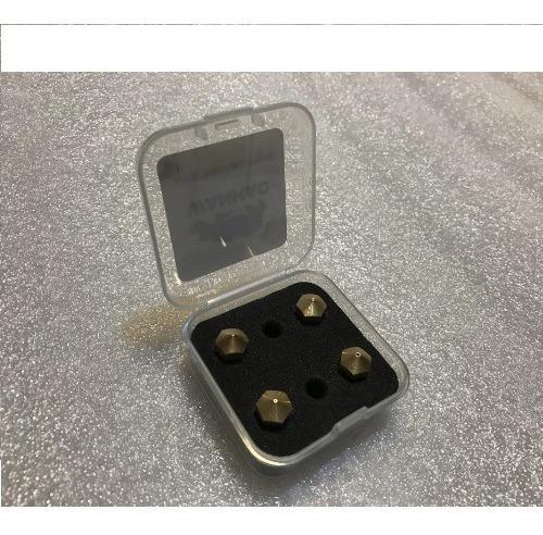 4 Boquillas Nozzle Pico Mk10 0.2-0.4-0.6-0.8mm Impresora 3d