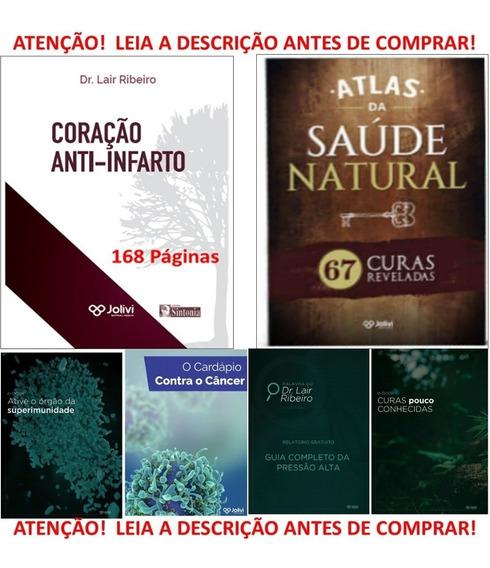 Coração Anti-infarto Atualizado 168 Atlas Da Saúde Natural