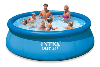 Pileta Inflable Intex Easyset 305 X 76 Autoarmable