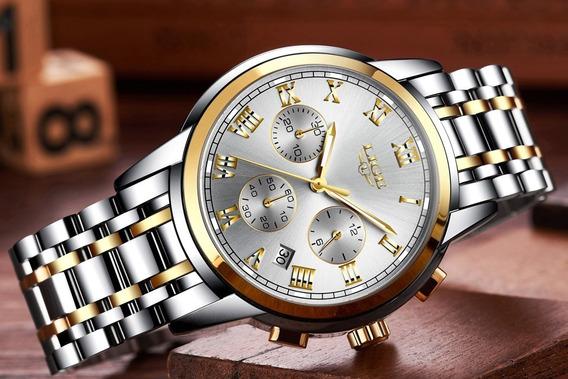 Relógio Lige 9810 A Prova D