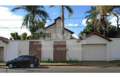 Casa Para Venda No Jardim Karaíba, Uberlândia/mg - 23353