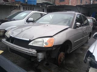 Solo Para Partes Y Piezas Honda Civic 2001