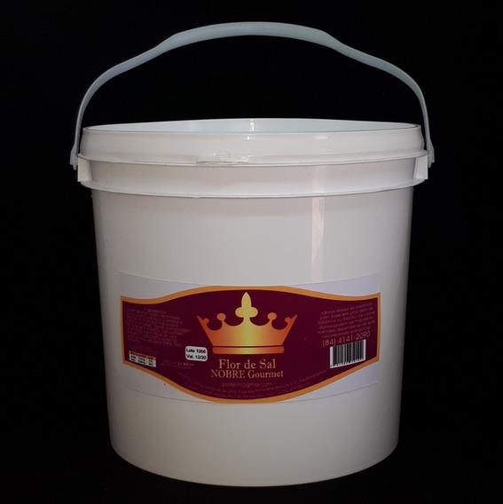 Flor De Sal Gourmet Original - 2,5kg - Marinho Premium