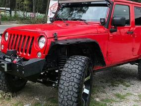 Jeep Wrangler 3.6 Unlimited Sahara 4x4 At 2015 !!cambio!!