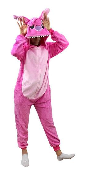 Macacão Pijama Kigurimi Angel Disney Tamanho G - Zc 10071087
