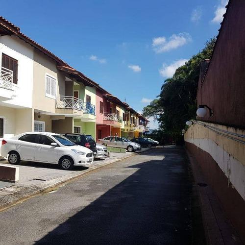 Village Com 3 Dormitórios À Venda, 98 M² Por R$ 450.000 - Jardim Do Papai - Guarulhos/sp - Vl0004