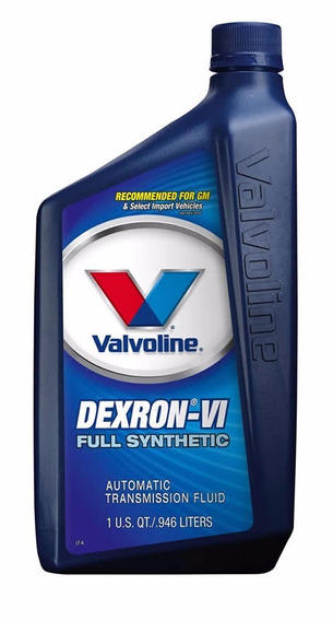 Oleo Cambio Automatico Atf Dexron 6 Sintetico Valvoline