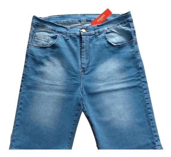 Bermuda Jean Talle Especial De Hombre Localizada