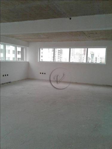 Sala, 85 M² - Venda Por R$ 350.000,00 Ou Aluguel Por R$ 2.500,00/mês - Vila Assunção - Santo André/sp - Sa0437