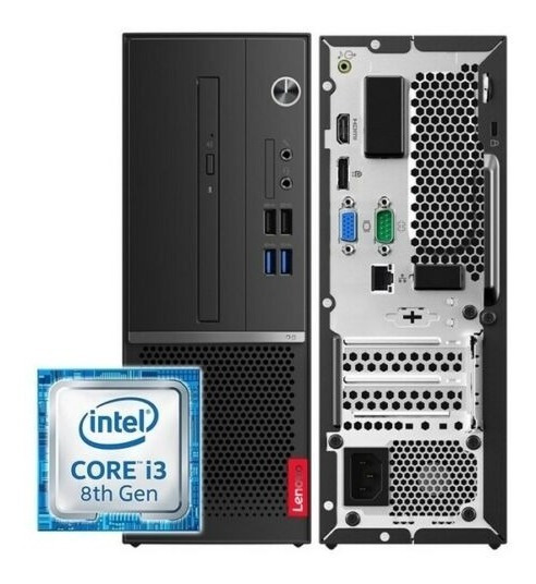 Desktop Lenovo V530s Sff Core I3-8100 4gb Hd 500gb