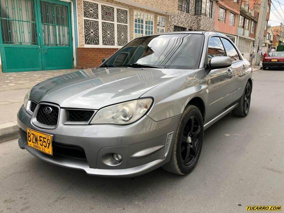 Subaru Impreza Impreza Fe Mt 1.6 4x4
