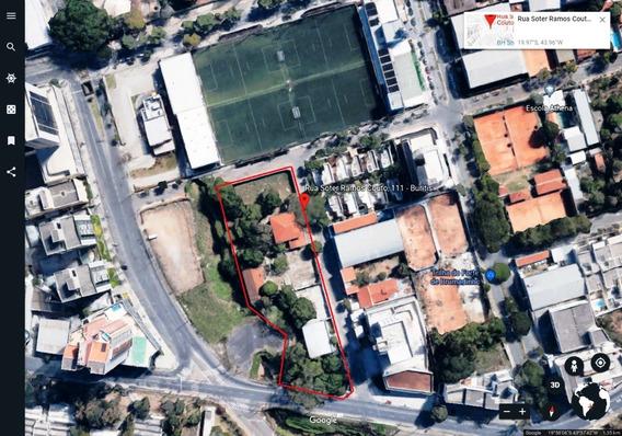 Terreno / Área Com 4 Quartos Para Comprar No Buritis Em Belo Horizonte/mg - Ec17011