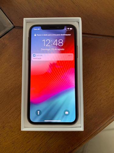 iPhone XS 256gb Dourado Garantia Até Jan/2020