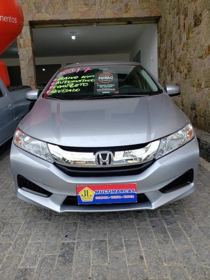 Honda City Lx 1.5 Cvt (flex) Flex Automático