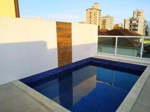 Imagem 1 de 19 de Casa Com 4 Dormitórios À Venda, 280 M² Por R$ 1.610.000,00 - Embaré - Santos/sp - Ca1180