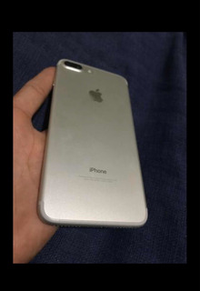 iPhone 7 Plus 32g Silver