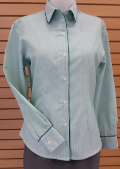 2 Camisas O Blusas Uniformes Ejecutivos P/dama O Caballero