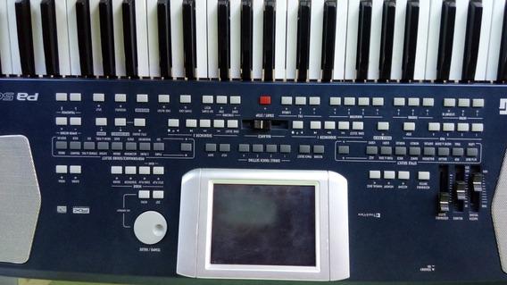 Botões Do Teclado Korg Pa 500 Original