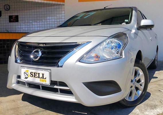 Nissan Versa S 1.0 12v 4p Flex 2017