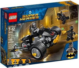 Lego 76110 Batman El Ataque De Los Talons