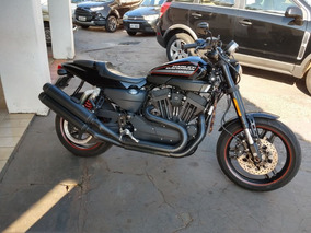 Harley Davidson Xr 1200 X 2013 Preta Gasolina
