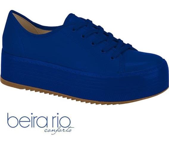 Tenis Feminino Azul Beira Rio 4237.100