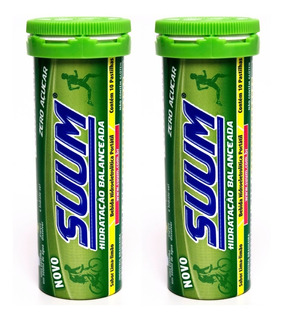 2 X Suum Hidroeletrolítica 20 Pastilhas - Evita Caimbras