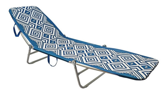 Cadeira Espreguiçadeira Dobrável Mormaii