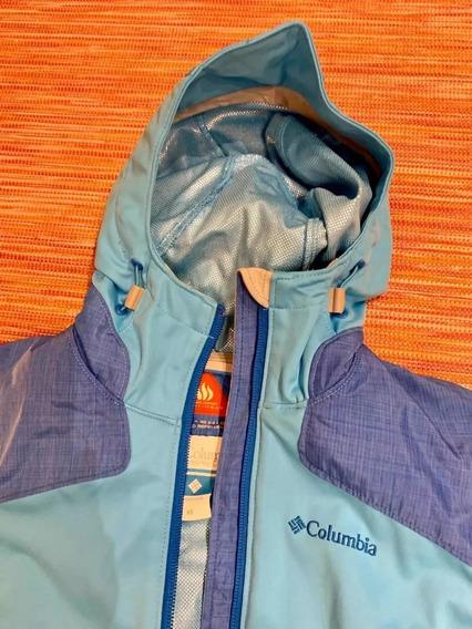 Campera Columbia Talle Xs Omni-heat Liquido Aprovechala